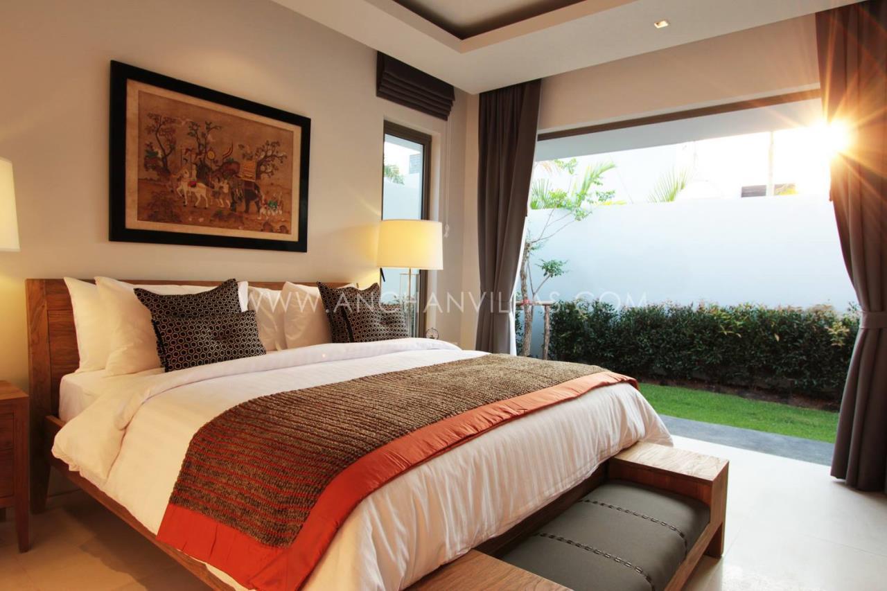 REAL Phuket  Agency's Anchan Lagoon - High-End 4-Bedroom Pool Villas in Layan 3