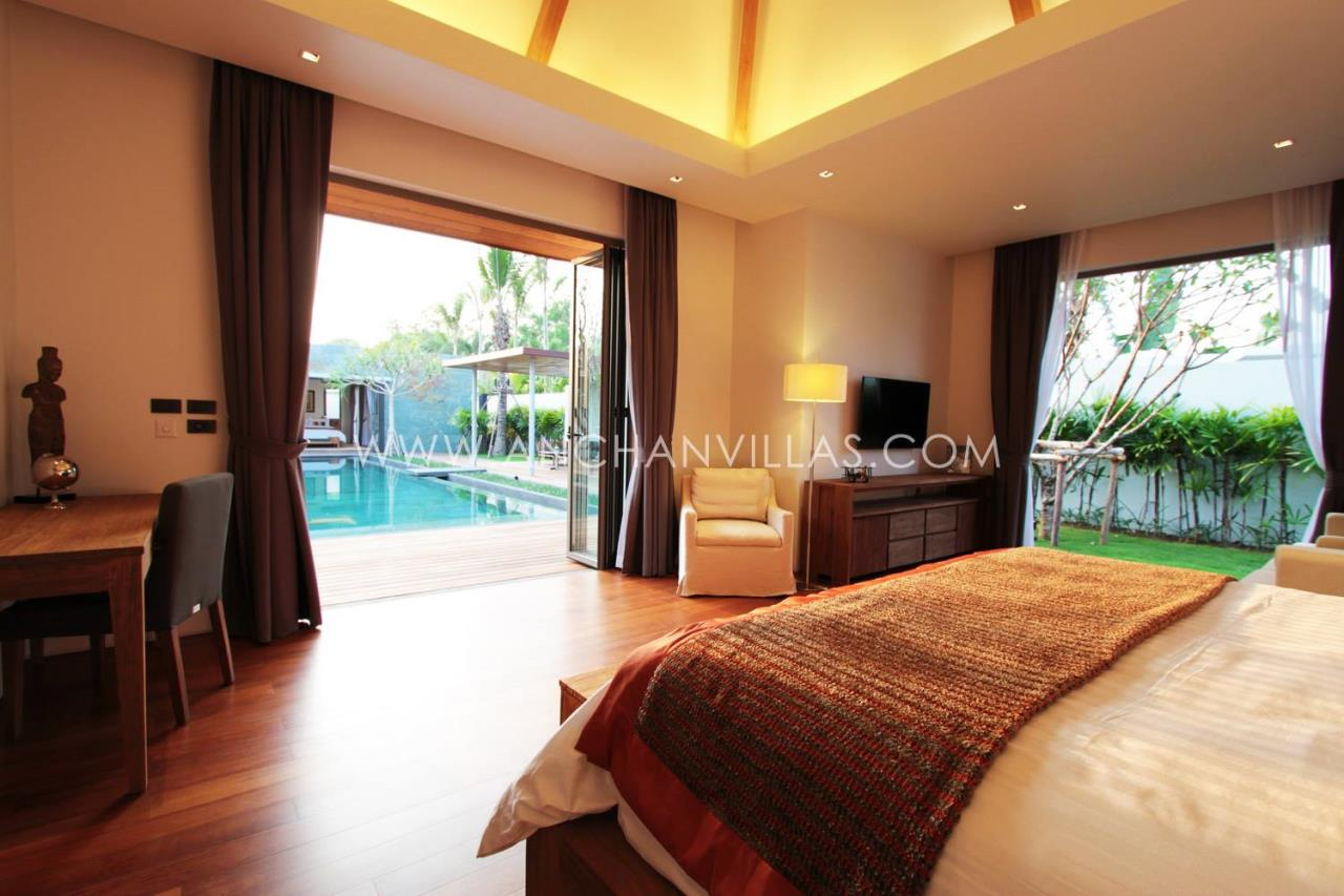 REAL Phuket  Agency's Anchan Lagoon - High-End 4-Bedroom Pool Villas in Layan 8