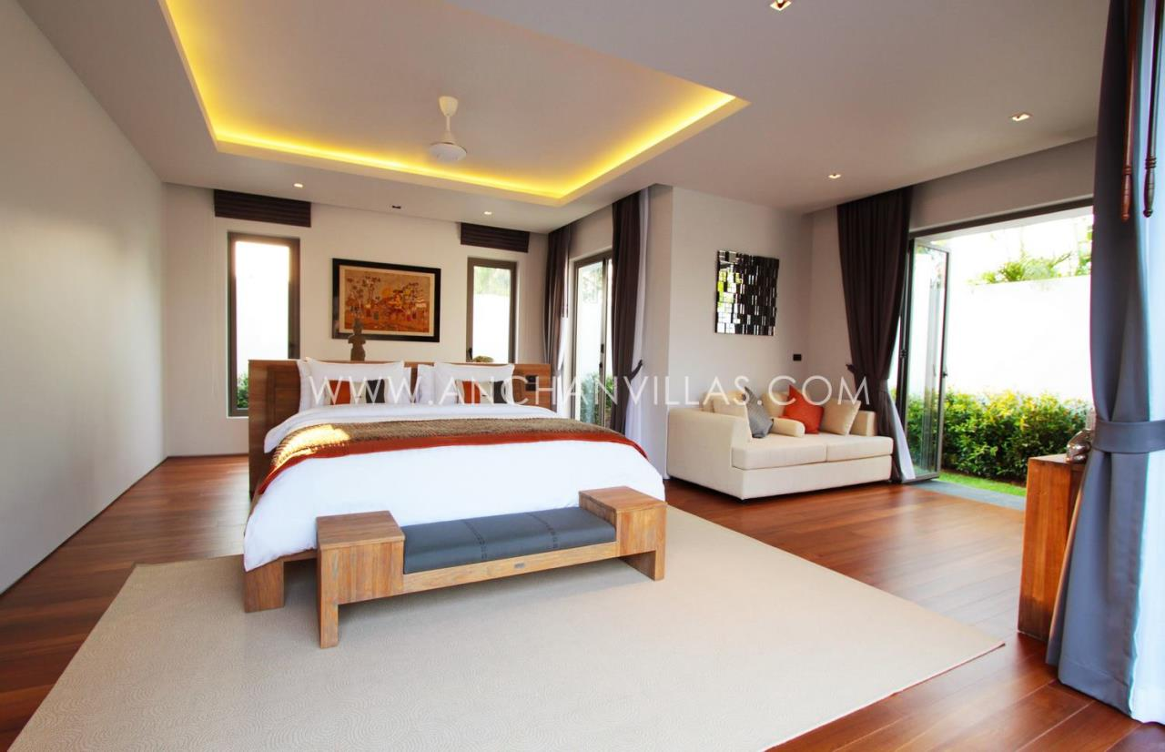 REAL Phuket  Agency's Anchan Lagoon - High-End 4-Bedroom Pool Villas in Layan 10