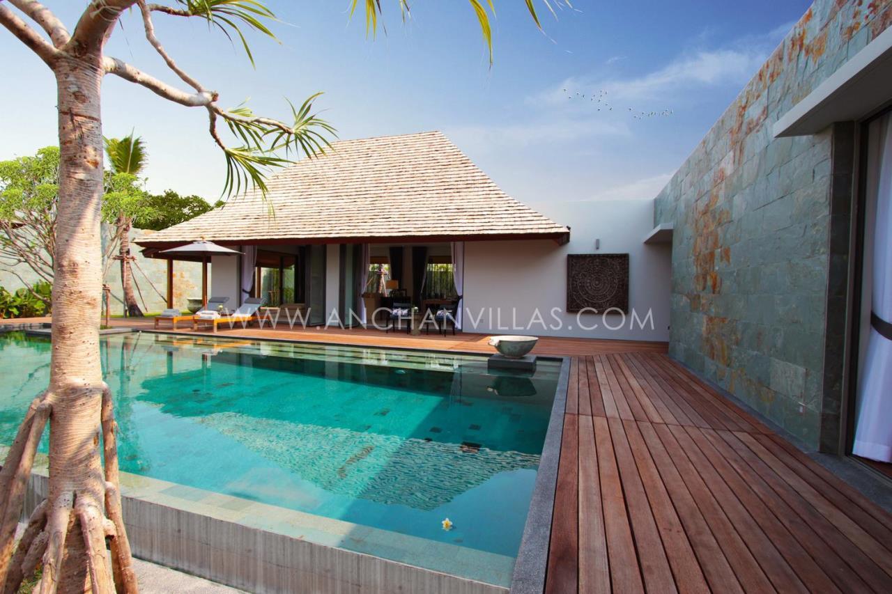 REAL Phuket  Agency's Anchan Lagoon - High-End 4-Bedroom Pool Villas in Layan 11