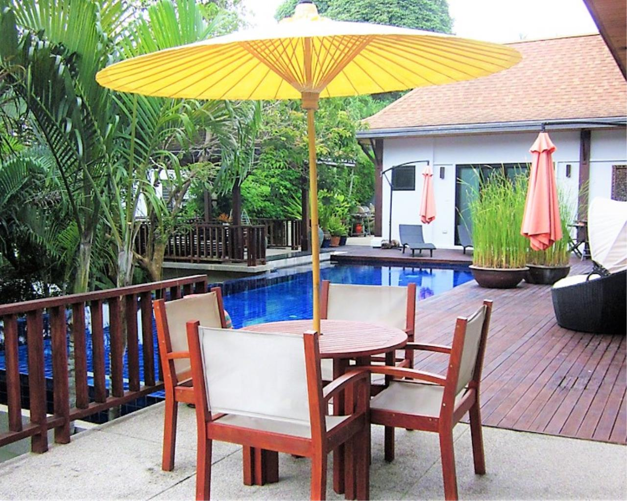 REAL Phuket  Agency's Naya - 4-Bedroom Hillside Pool Villa near Naiharn Lake 8