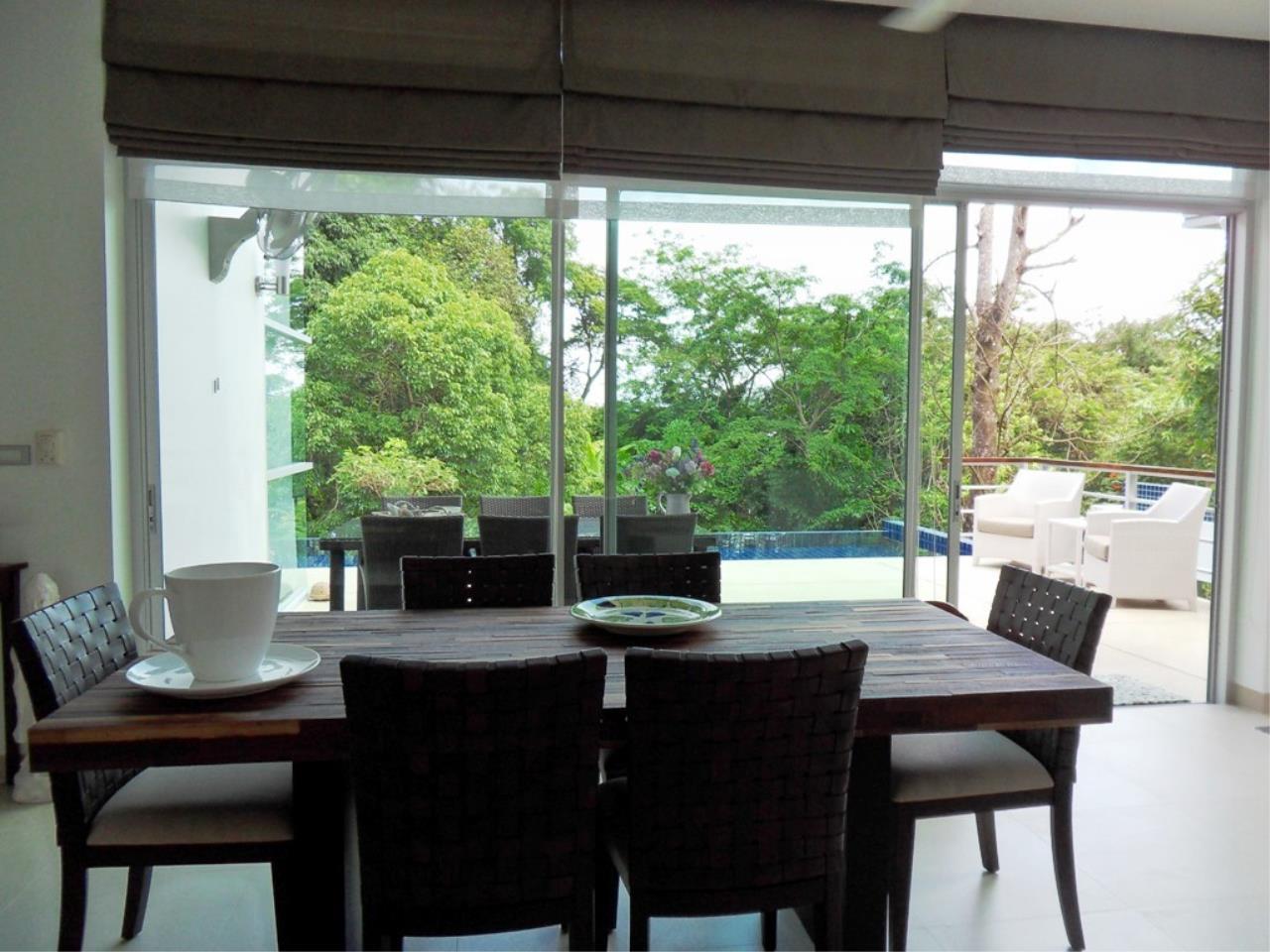REAL Phuket  Agency's Kamala Naka - Modern Hillside 3-Bedroom Pool Villa 12