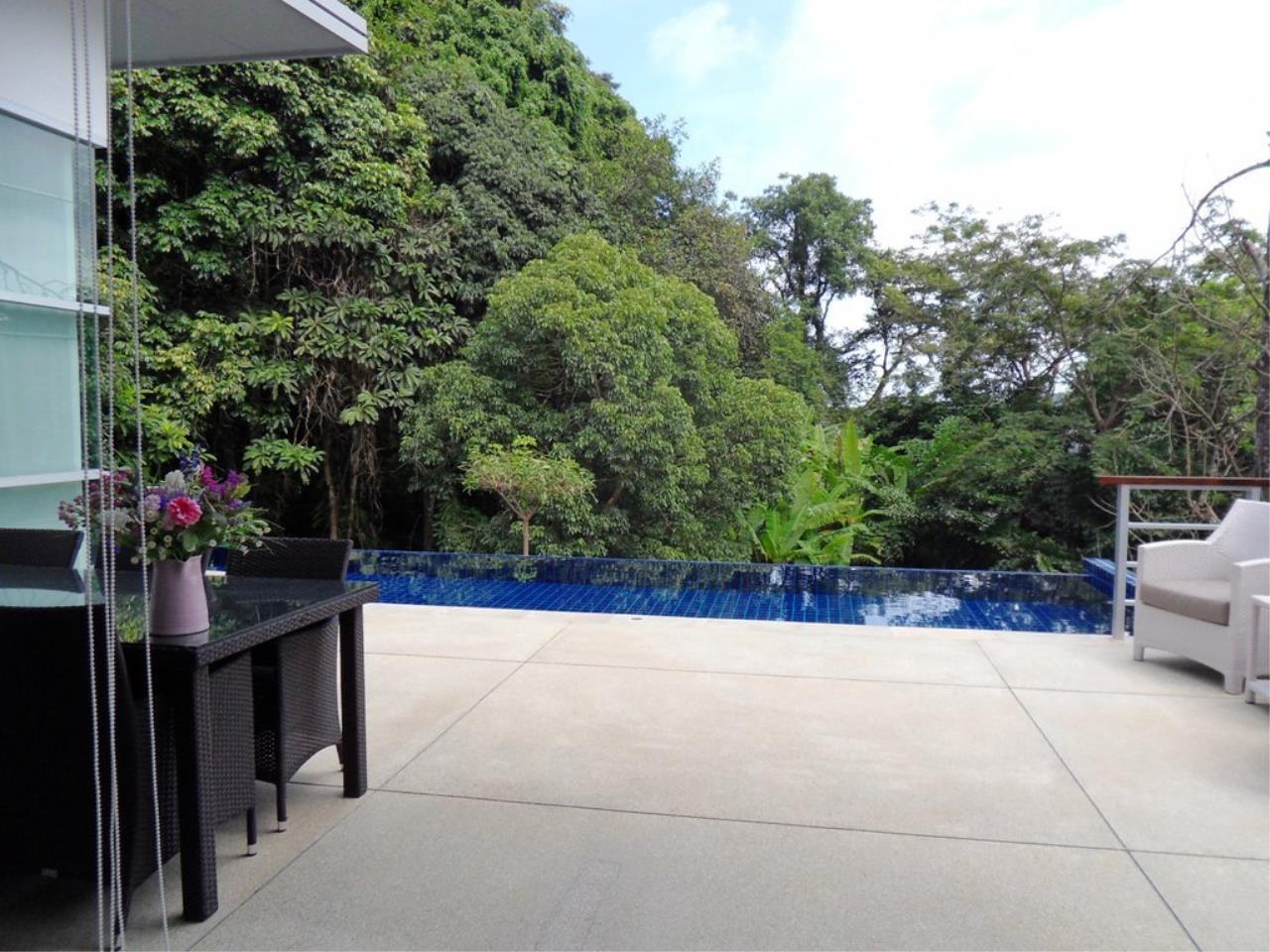 REAL Phuket  Agency's Kamala Naka - Modern Hillside 3-Bedroom Pool Villa 13