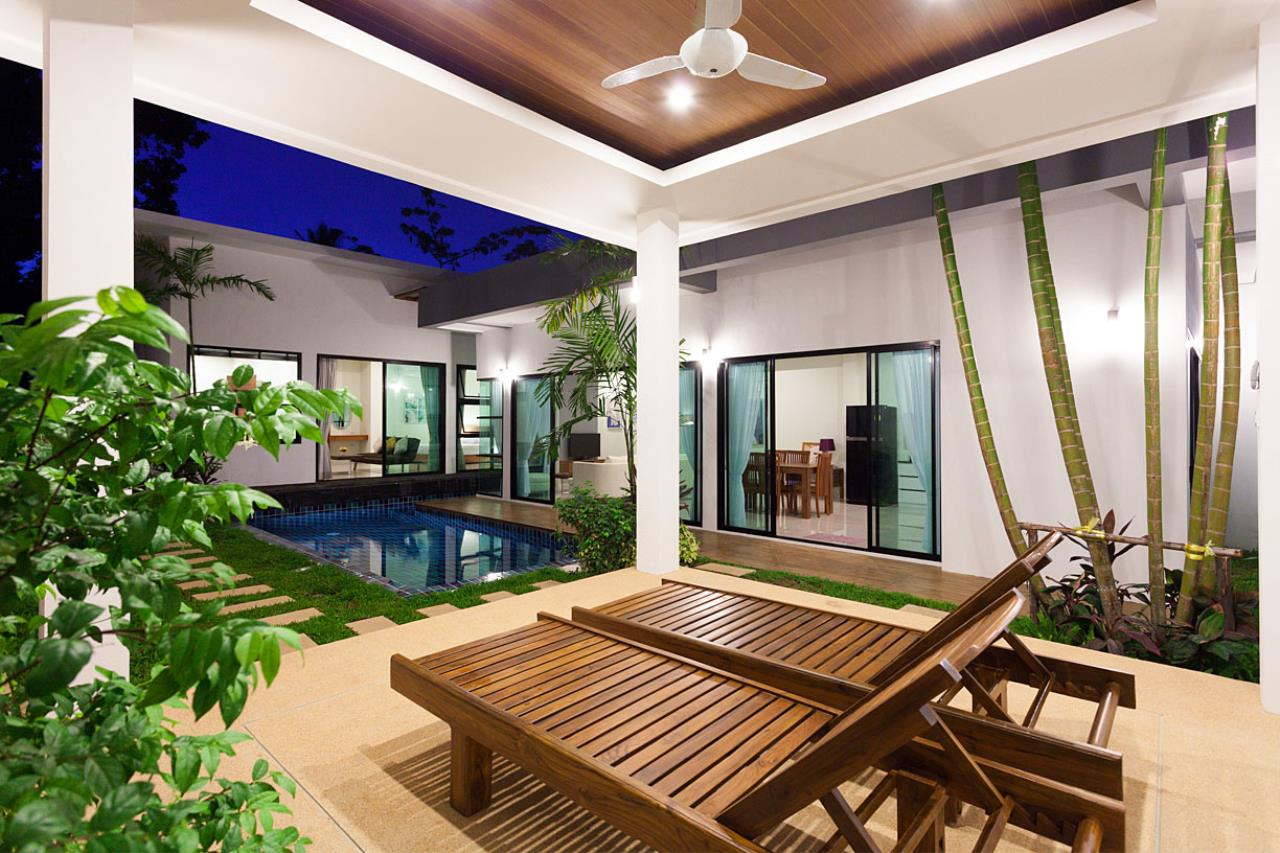 REAL Phuket  Agency's Modern 3-Bedroom Pool Villa in Rawai 2
