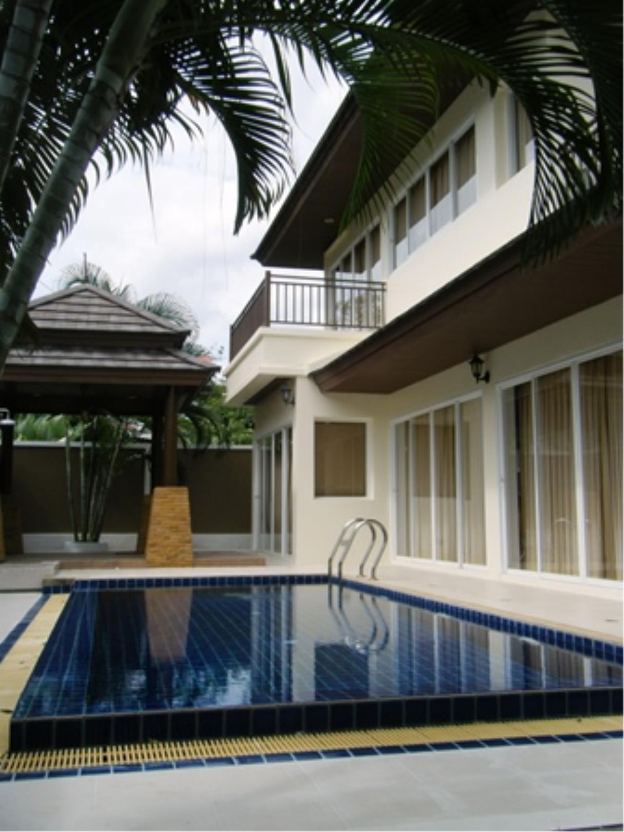 REAL Phuket  Agency's 3-Bedroom Tropical Pool Villa in Chalong 4