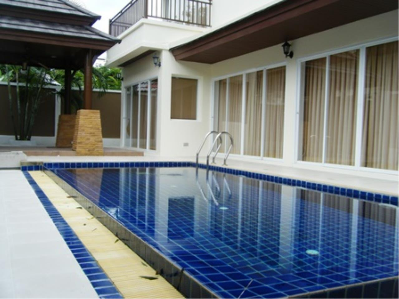REAL Phuket  Agency's 3-Bedroom Tropical Pool Villa in Chalong 1