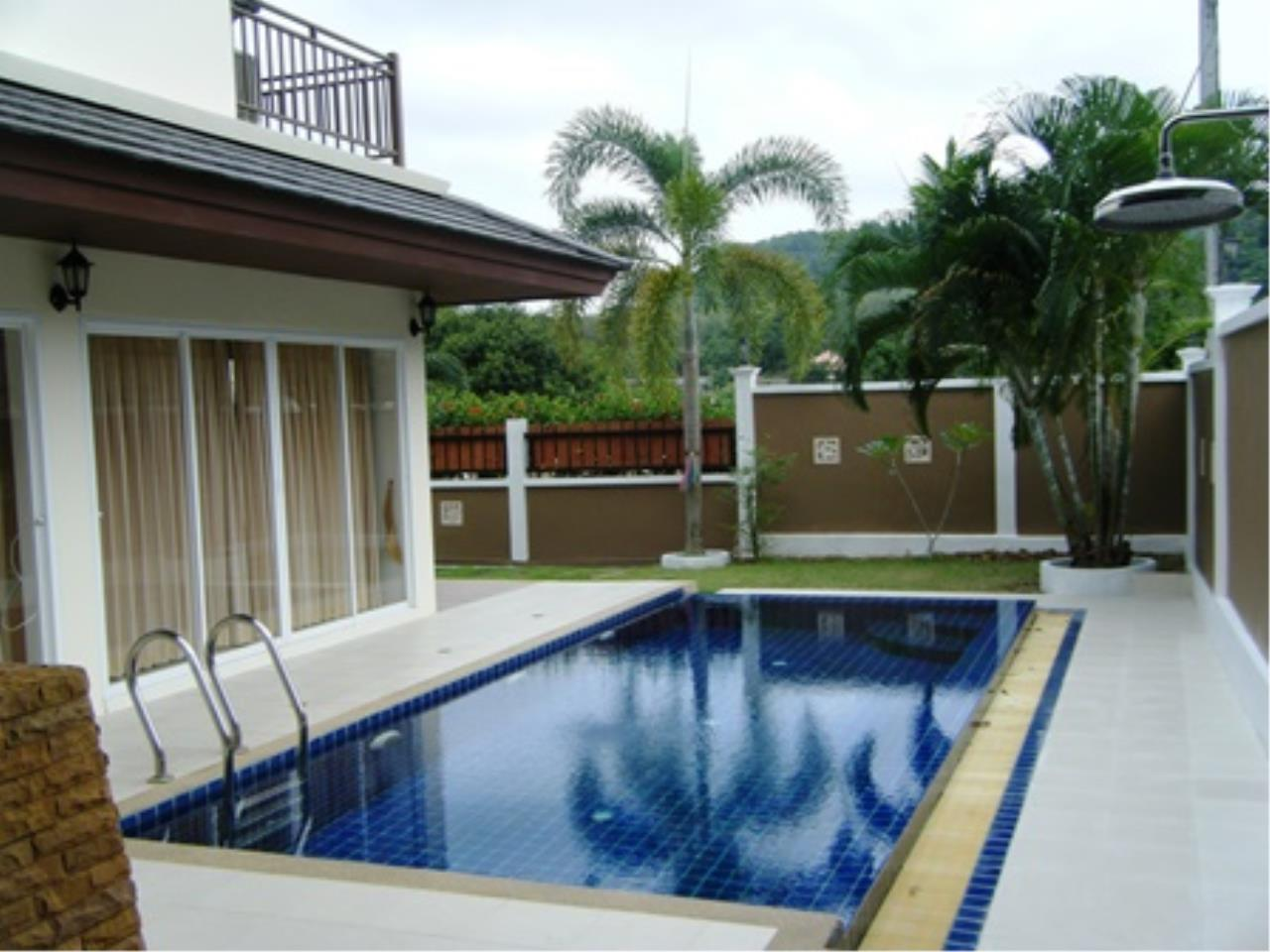 REAL Phuket  Agency's 3-Bedroom Tropical Pool Villa in Chalong 5