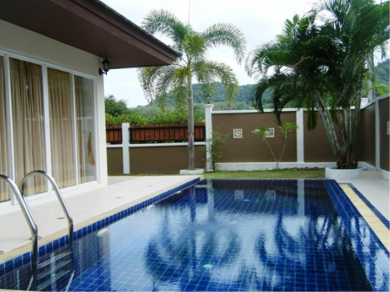 REAL Phuket  Agency's 3-Bedroom Tropical Pool Villa in Chalong 6