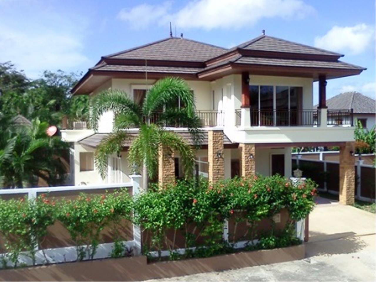REAL Phuket  Agency's 3-Bedroom Tropical Pool Villa in Chalong 15