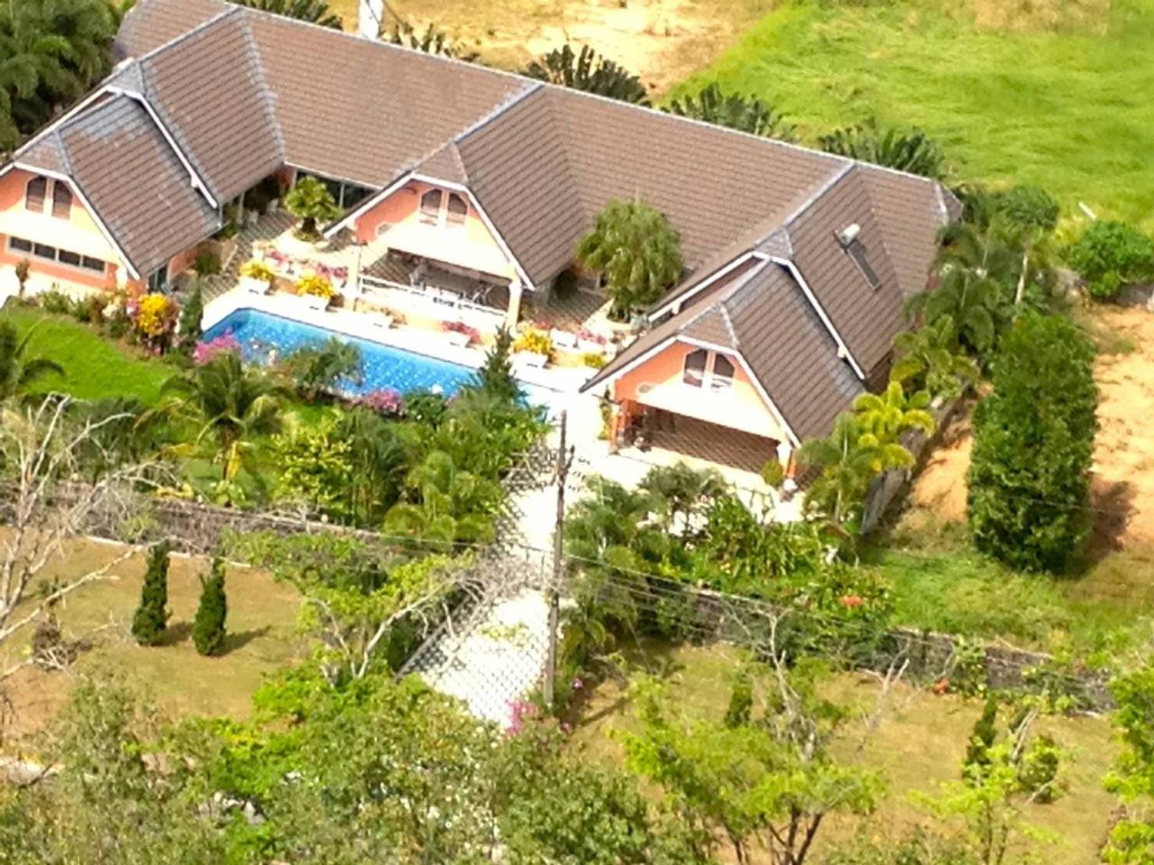 REAL Phuket  Agency's Fabulous 4-Bedroom Pool Villa near Mission Hills 1