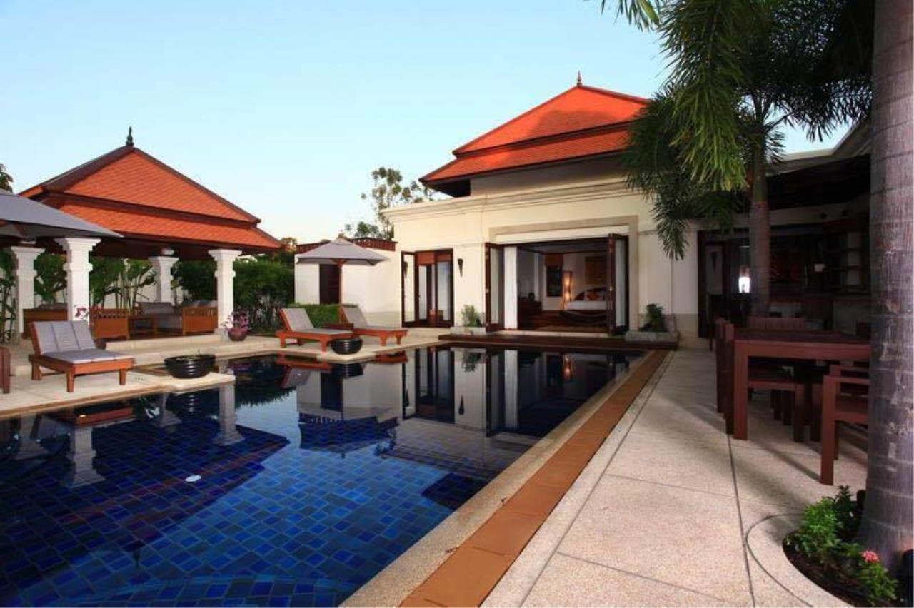 REAL Phuket  Agency's Sai Taan - An Ideal 4-Bedroom Villa near Laguna 1