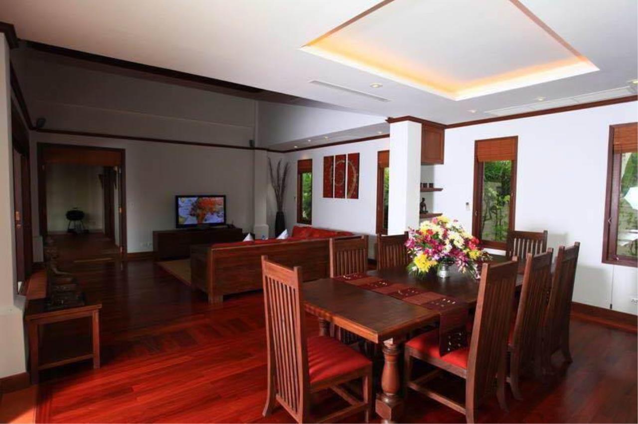 REAL Phuket  Agency's Sai Taan - An Ideal 4-Bedroom Villa near Laguna 5