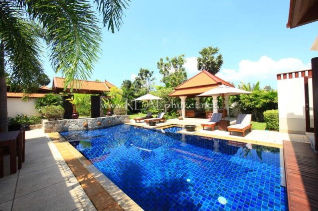 REAL Phuket  Agency's Sai Taan - An Ideal 4-Bedroom Villa near Laguna 11