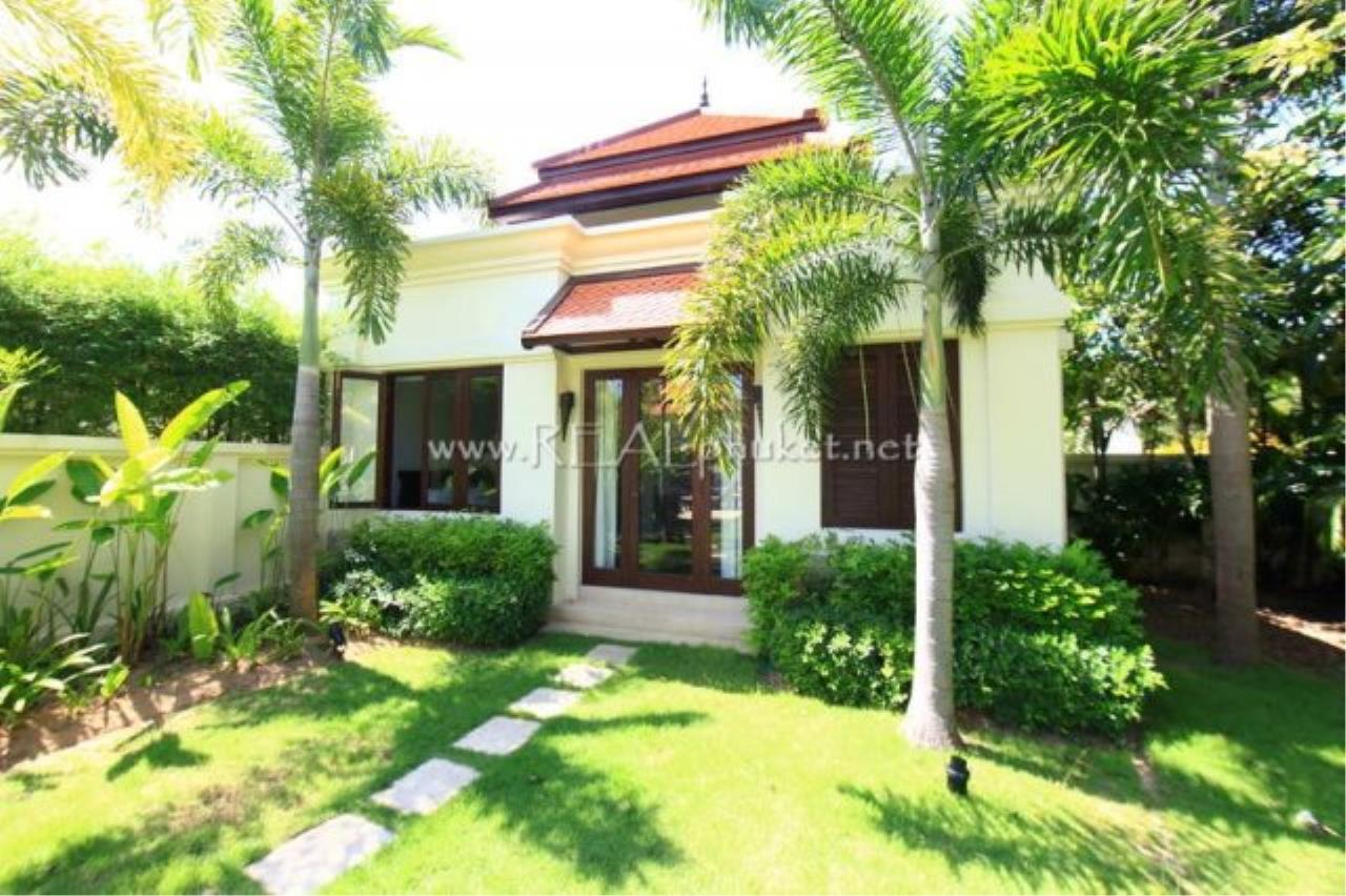 REAL Phuket  Agency's Sai Taan - An Ideal 4-Bedroom Villa near Laguna 13