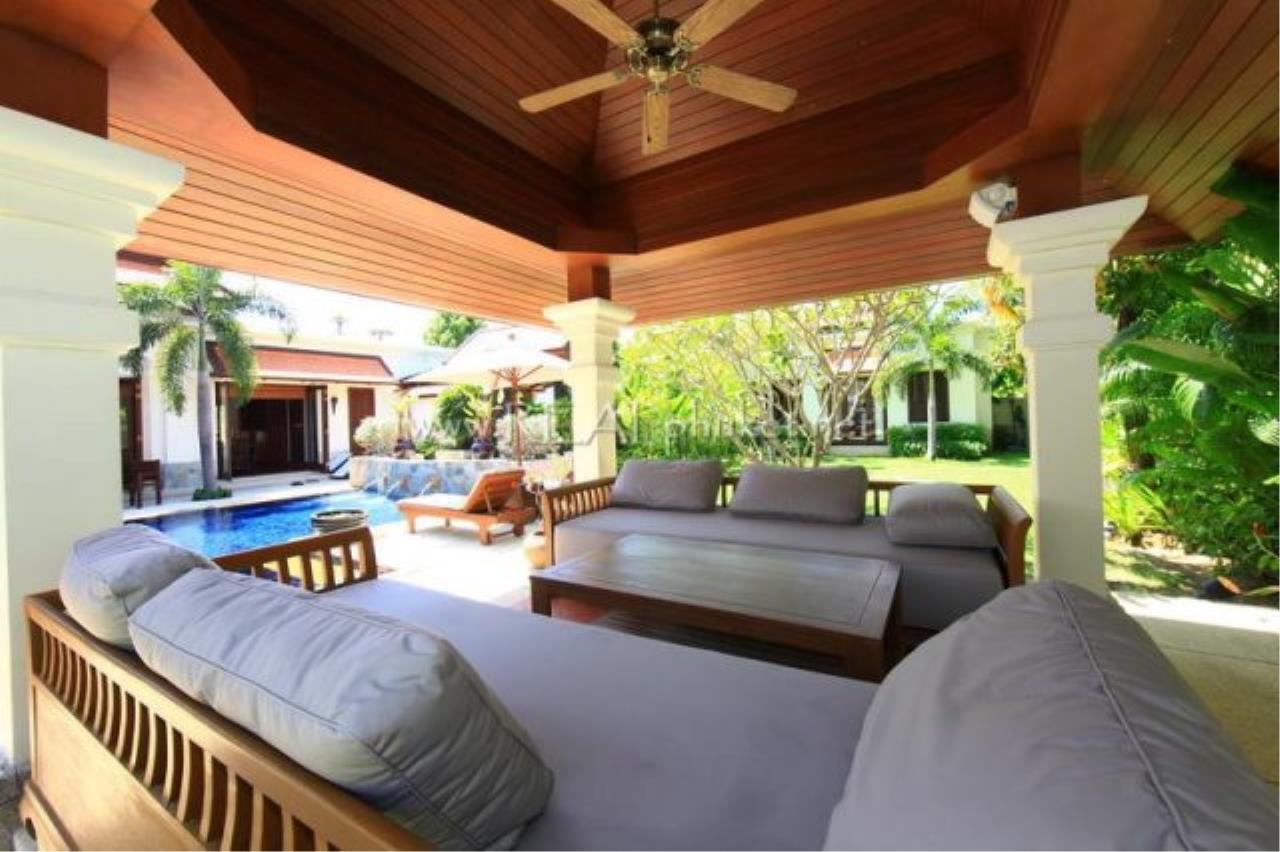 REAL Phuket  Agency's Sai Taan - An Ideal 4-Bedroom Villa near Laguna 14