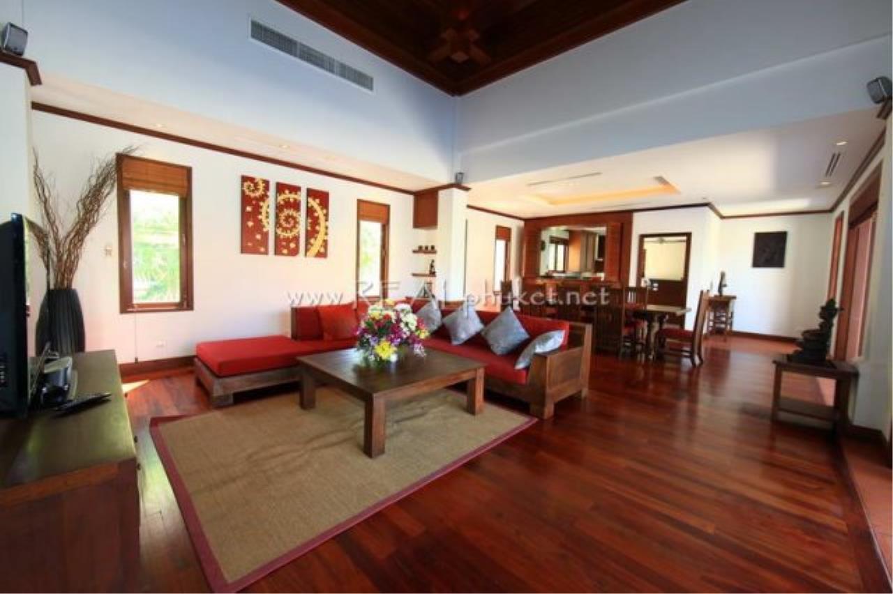 REAL Phuket  Agency's Sai Taan - An Ideal 4-Bedroom Villa near Laguna 15