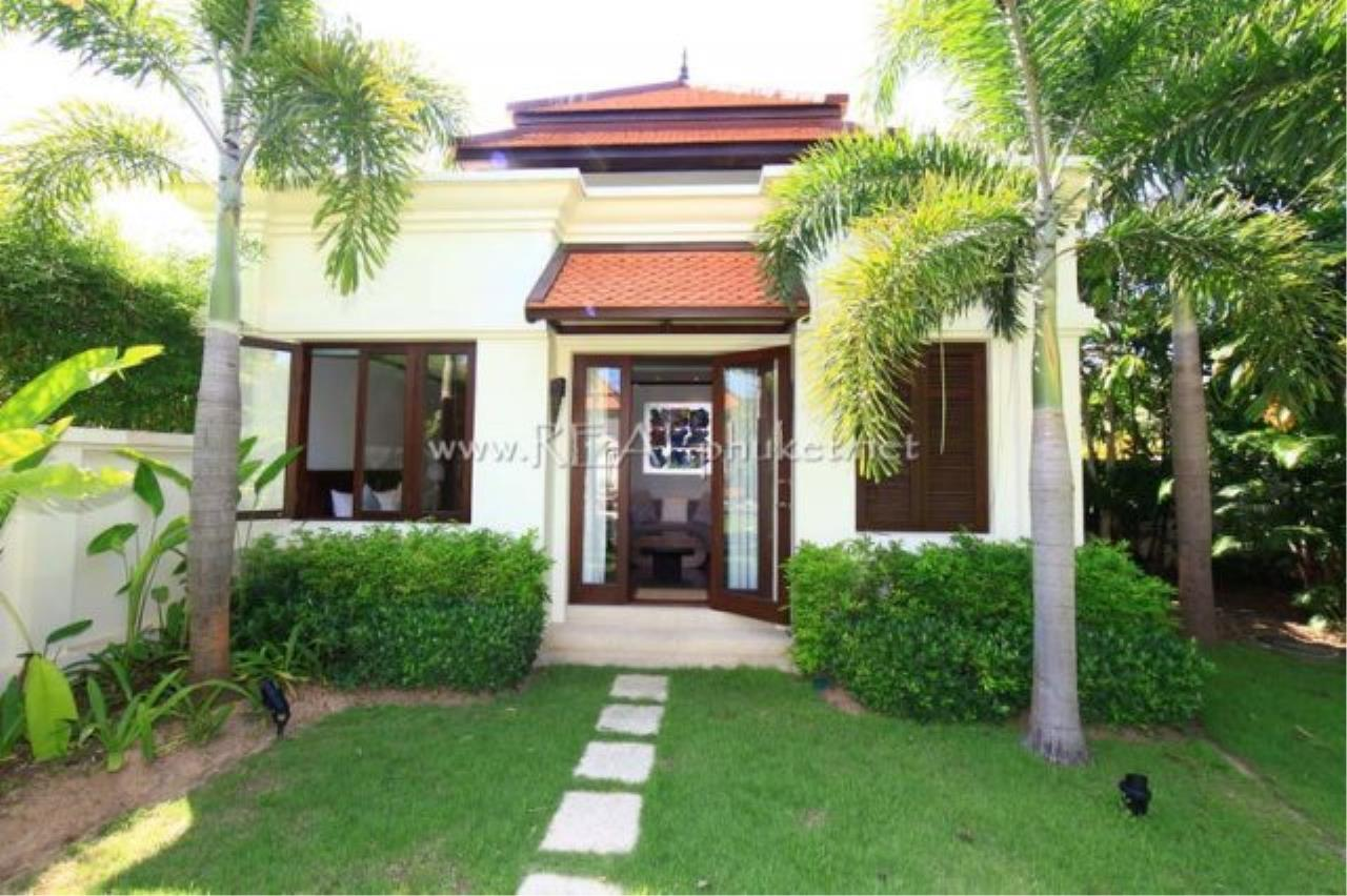 REAL Phuket  Agency's Sai Taan - An Ideal 4-Bedroom Villa near Laguna 16