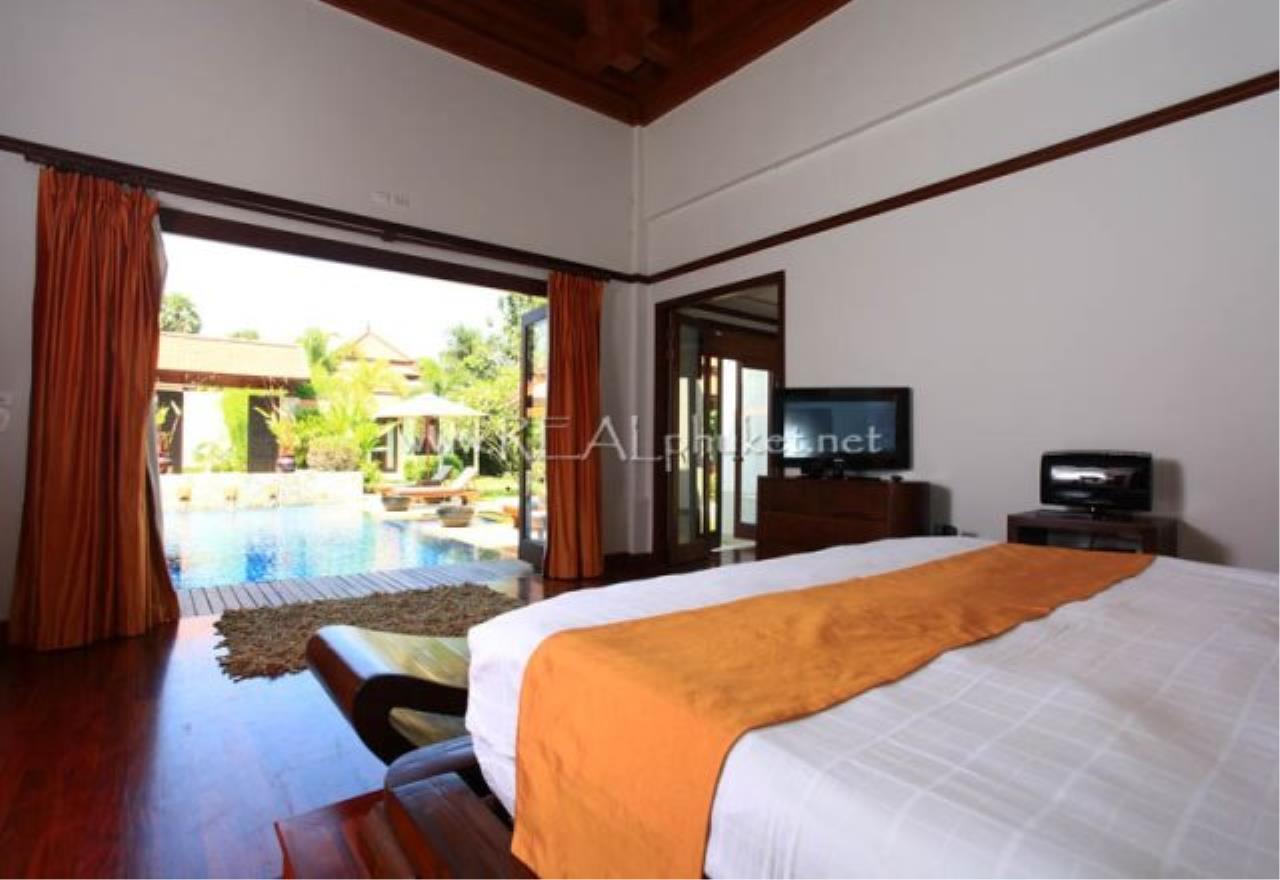 REAL Phuket  Agency's Sai Taan - An Ideal 4-Bedroom Villa near Laguna 17