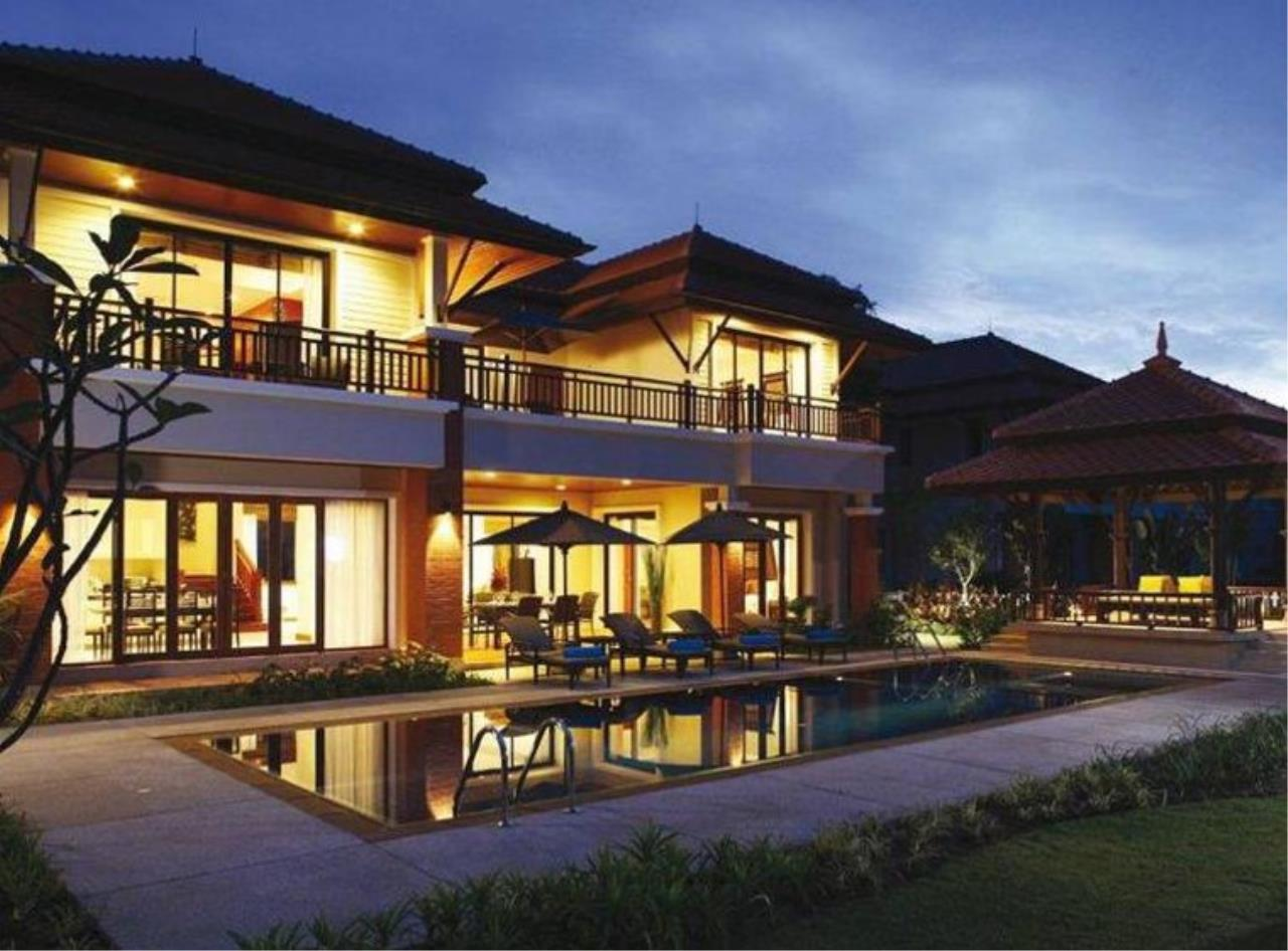 REAL Phuket  Agency's Angsana - Awesome 4 Bedroom Pool Villa in Laguna 1