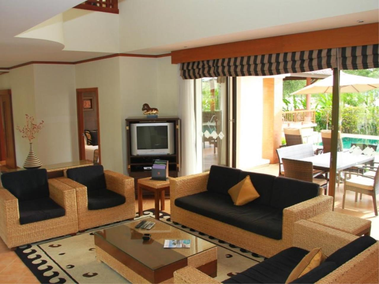 REAL Phuket  Agency's Angsana - Awesome 4 Bedroom Pool Villa in Laguna 7