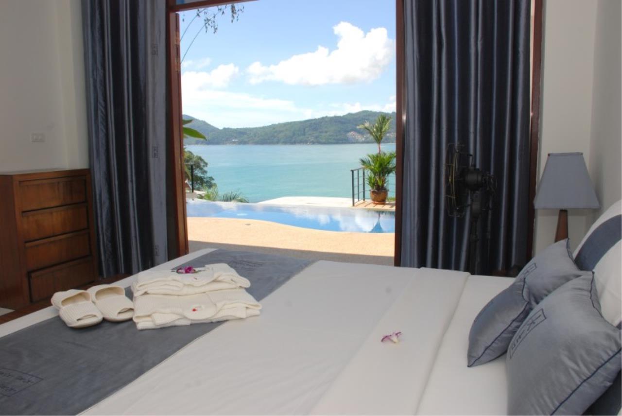 REAL Phuket  Agency's Pra Nang - Superb 5-Bedroom Luxury Villa overlooking Patong Bay 3