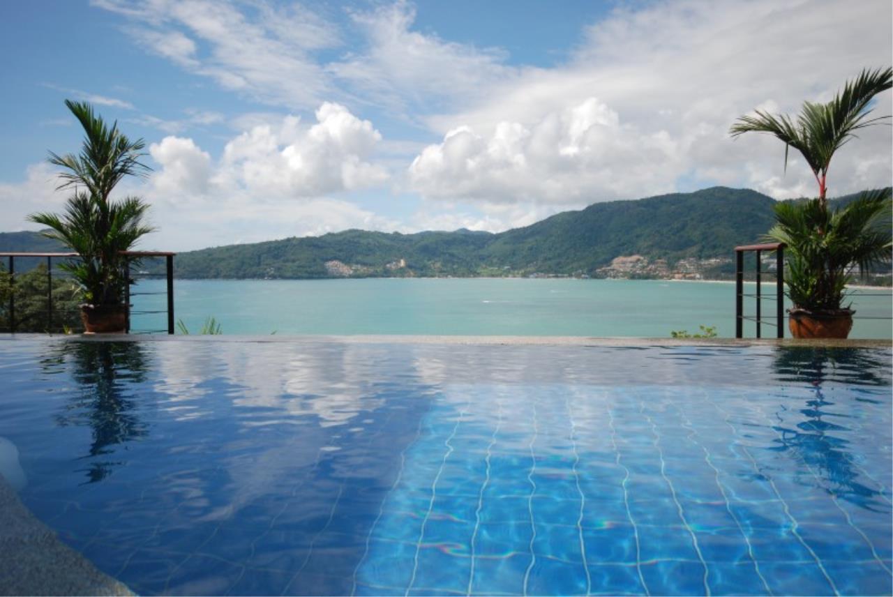 REAL Phuket  Agency's Pra Nang - Superb 5-Bedroom Luxury Villa overlooking Patong Bay 5