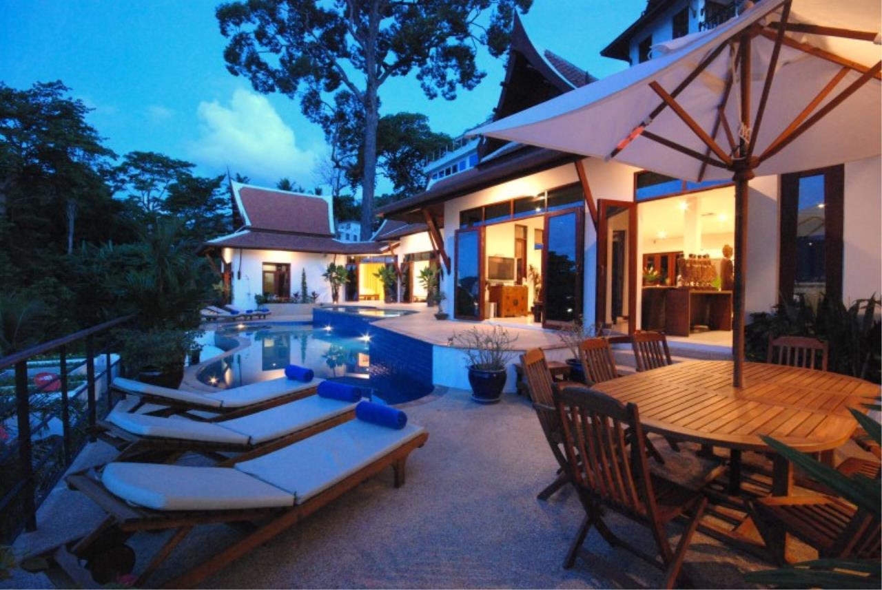 REAL Phuket  Agency's Pra Nang - Superb 5-Bedroom Luxury Villa overlooking Patong Bay 1