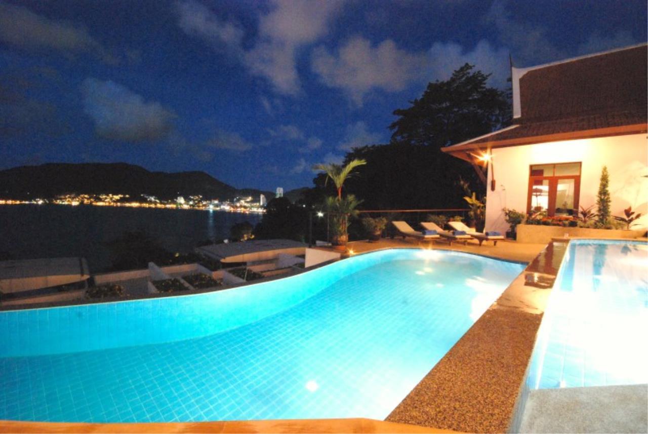 REAL Phuket  Agency's Pra Nang - Superb 5-Bedroom Luxury Villa overlooking Patong Bay 10