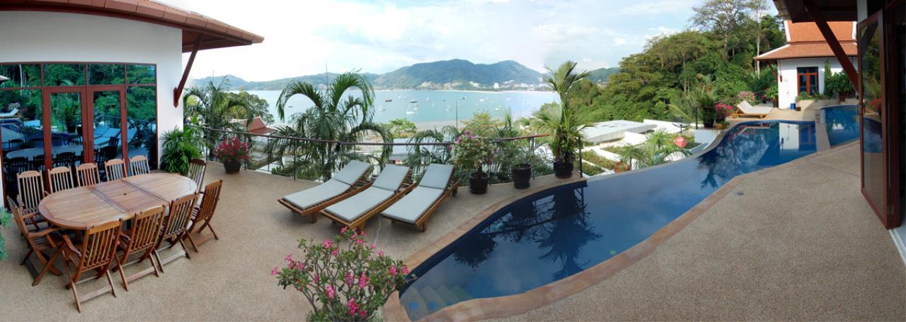 REAL Phuket  Agency's Pra Nang - Superb 5-Bedroom Luxury Villa overlooking Patong Bay 14