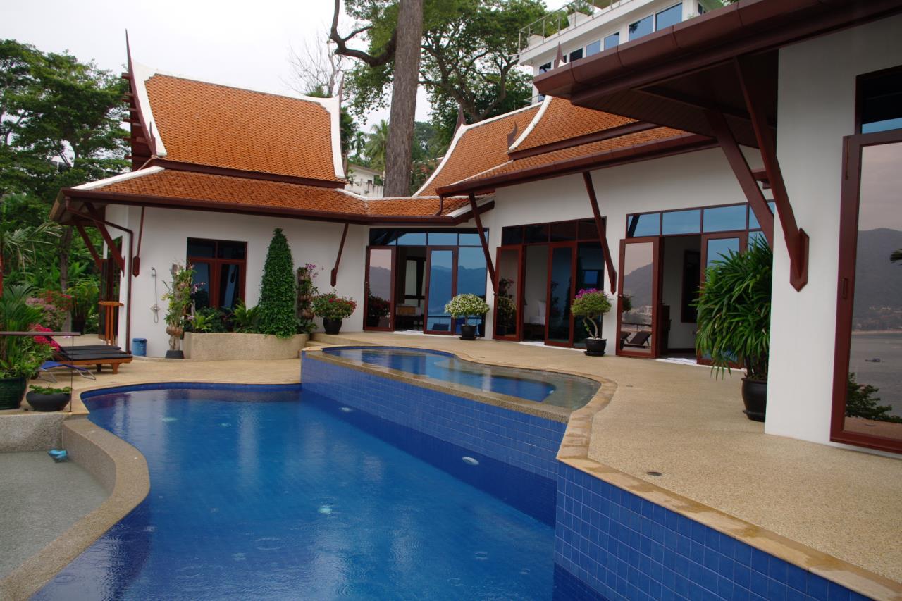 REAL Phuket  Agency's Pra Nang - Superb 5-Bedroom Luxury Villa overlooking Patong Bay 15