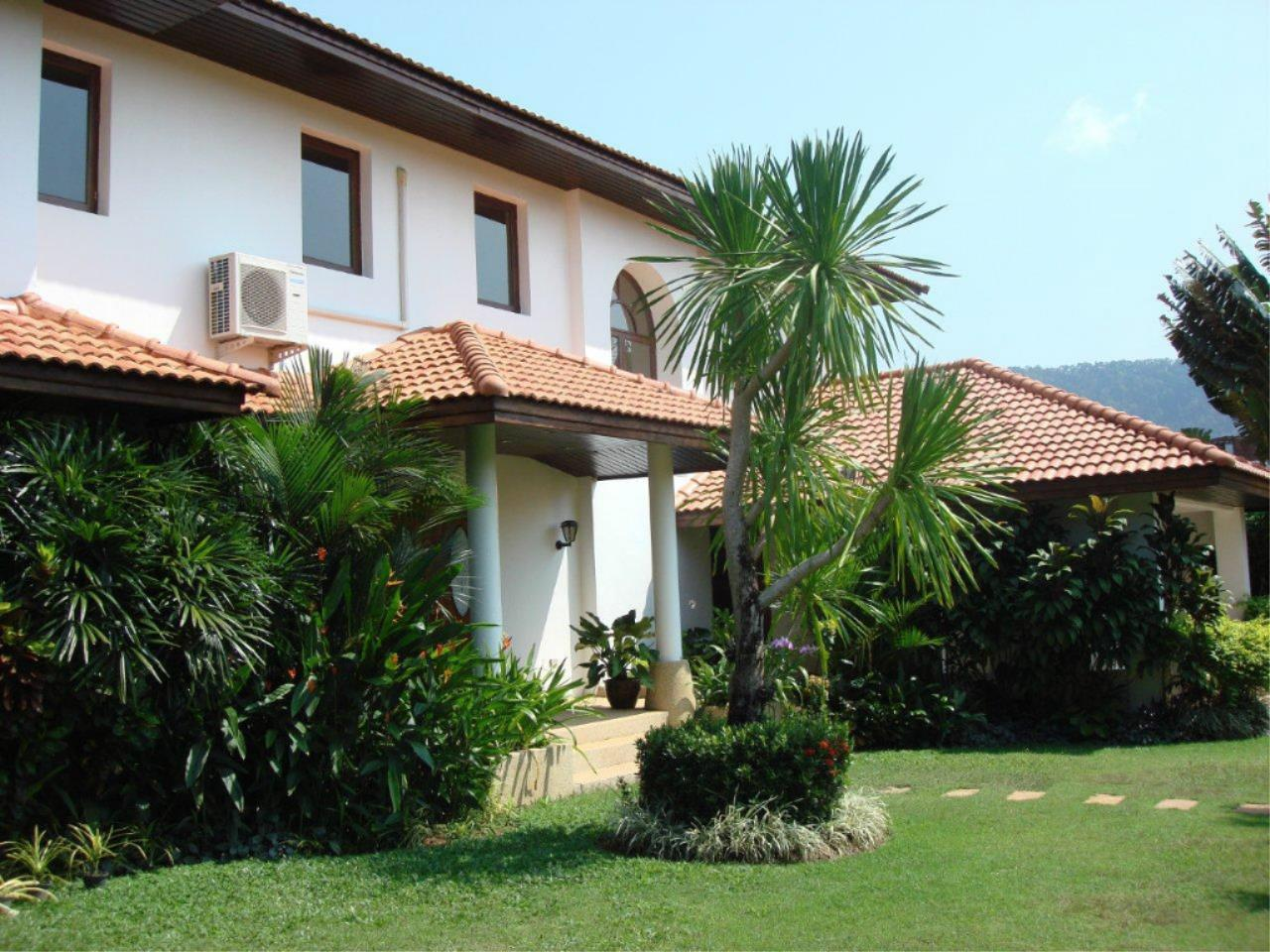 REAL Phuket  Agency's Mission Hills - Outstanding 5-Bedroom Pool & Golf Villa 5