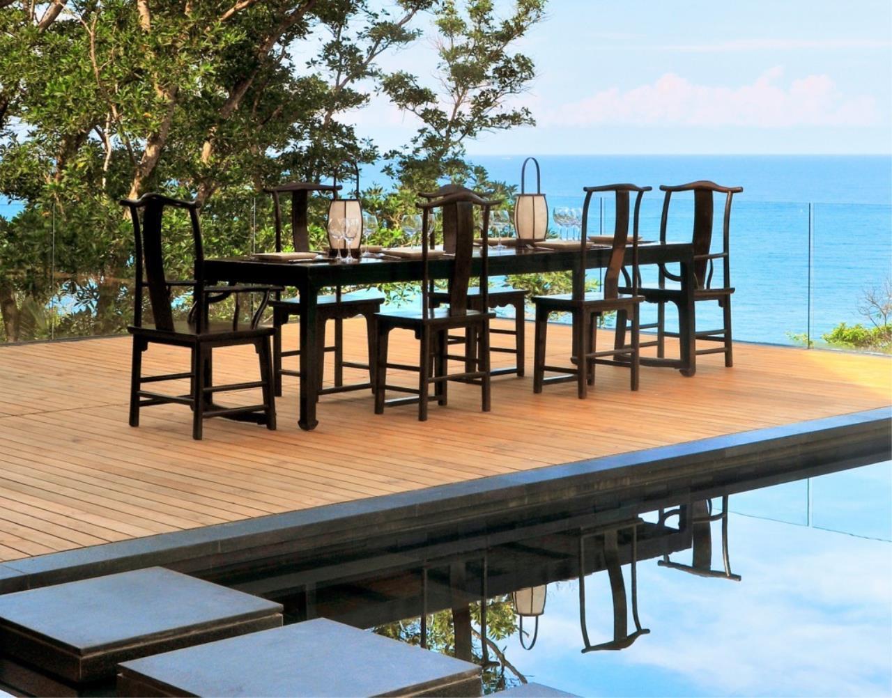 REAL Phuket  Agency's Malaiwana - Luxury Estate Villa overlooking Naithon Beach 2