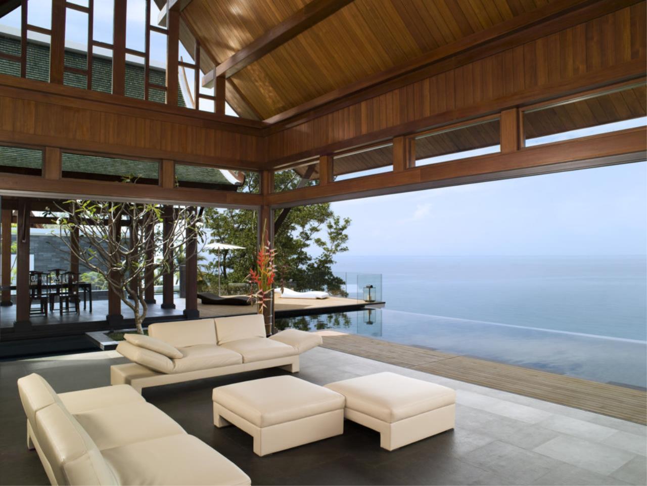 REAL Phuket  Agency's Malaiwana - Luxury Estate Villa overlooking Naithon Beach 8
