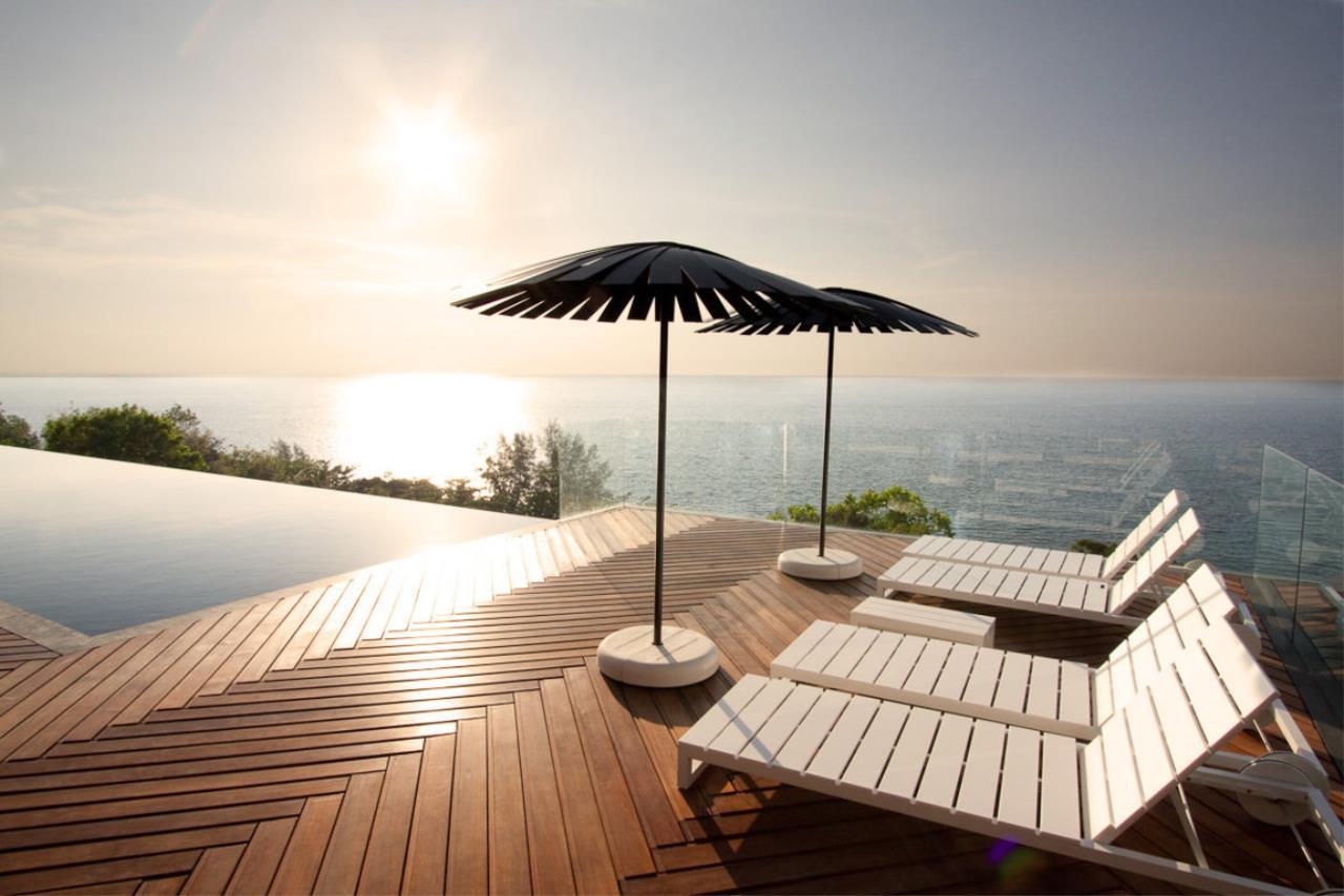REAL Phuket  Agency's Malaiwana - Luxury Estate Villa overlooking Naithon Beach 9