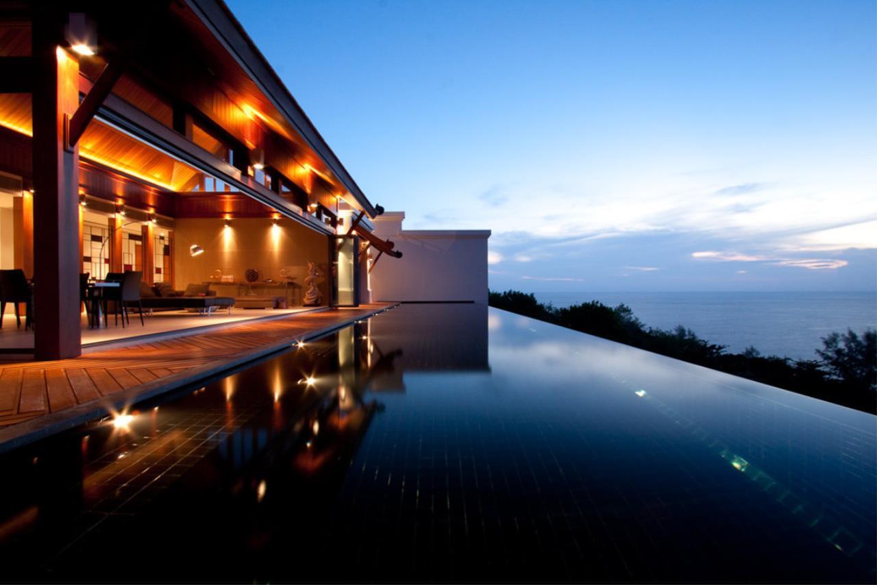 REAL Phuket  Agency's Malaiwana - Luxury Estate Villa overlooking Naithon Beach 11