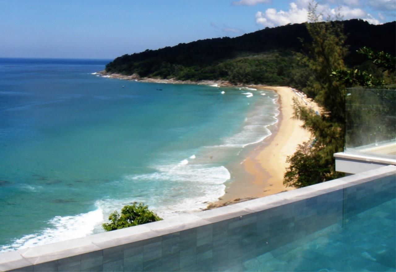 REAL Phuket  Agency's Malaiwana - Luxury Estate Villa overlooking Naithon Beach 13