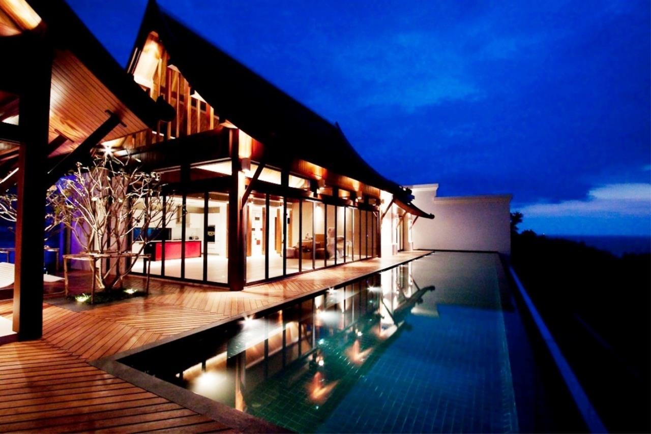 REAL Phuket  Agency's Malaiwana - Luxury Estate Villa overlooking Naithon Beach 16