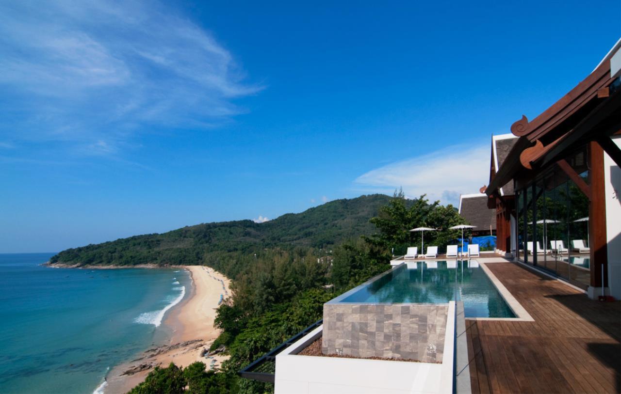 REAL Phuket  Agency's Malaiwana - Luxury Estate Villa overlooking Naithon Beach 19