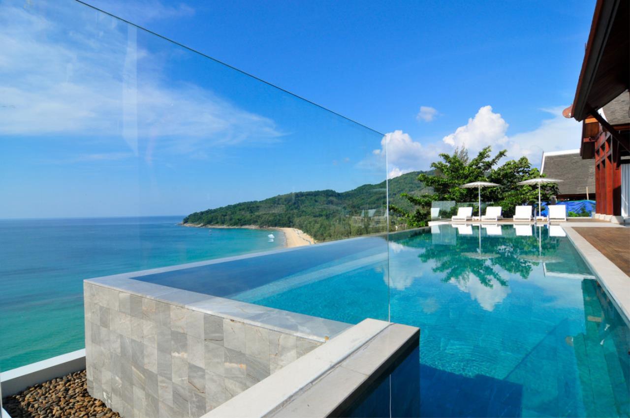 REAL Phuket  Agency's Malaiwana - Luxury Estate Villa overlooking Naithon Beach 25
