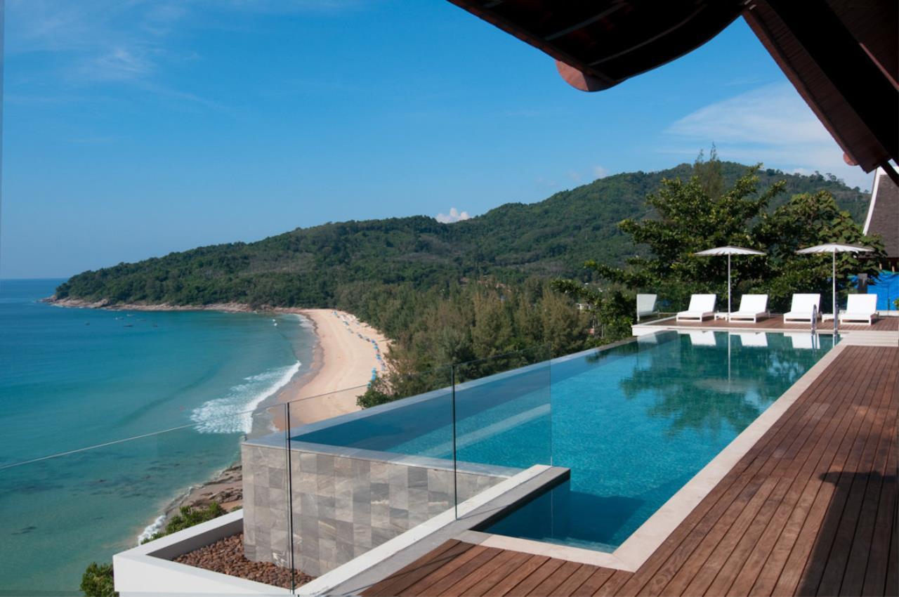 REAL Phuket  Agency's Malaiwana - Luxury Estate Villa overlooking Naithon Beach 26