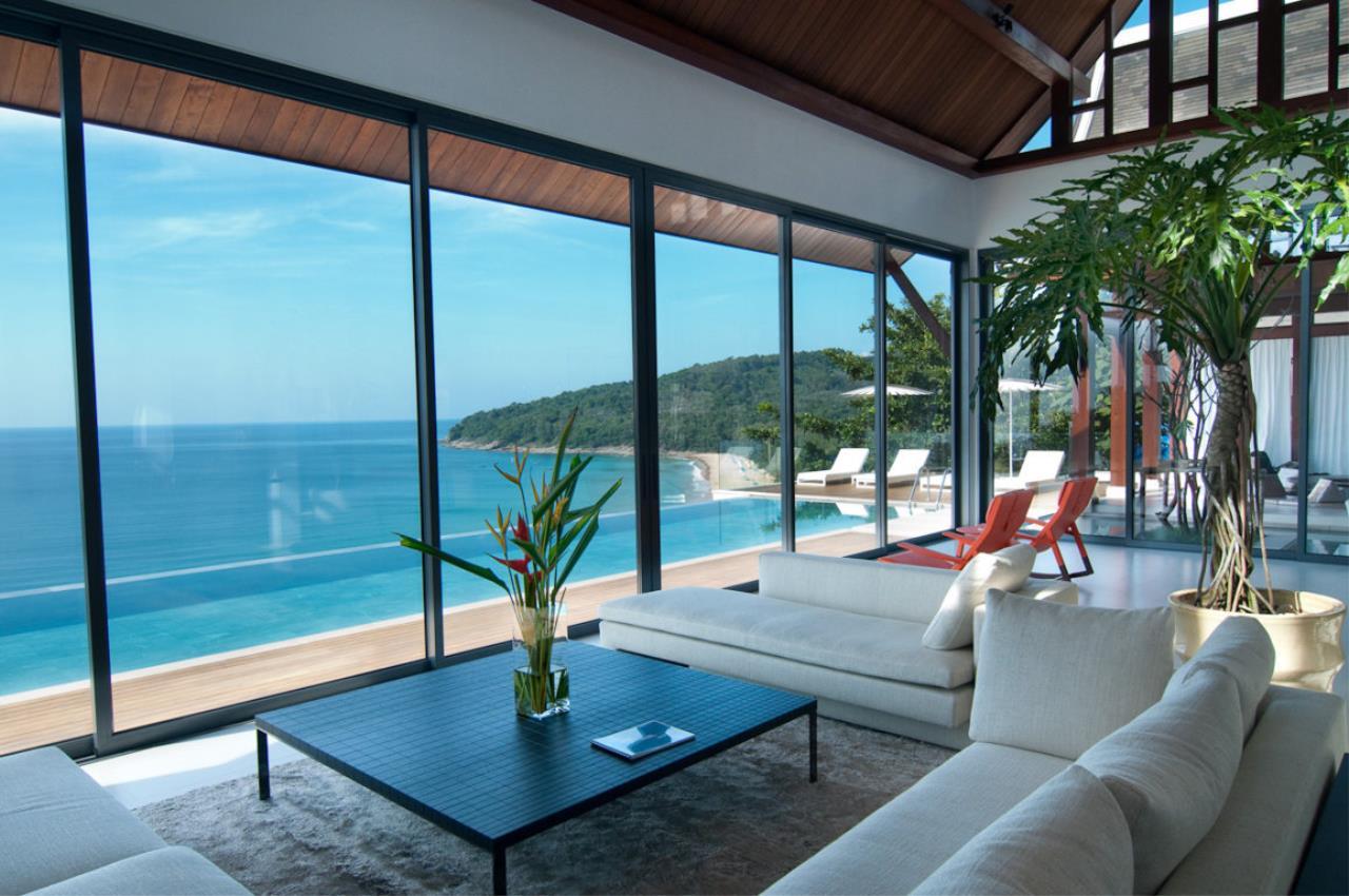 REAL Phuket  Agency's Malaiwana - Luxury Estate Villa overlooking Naithon Beach 27