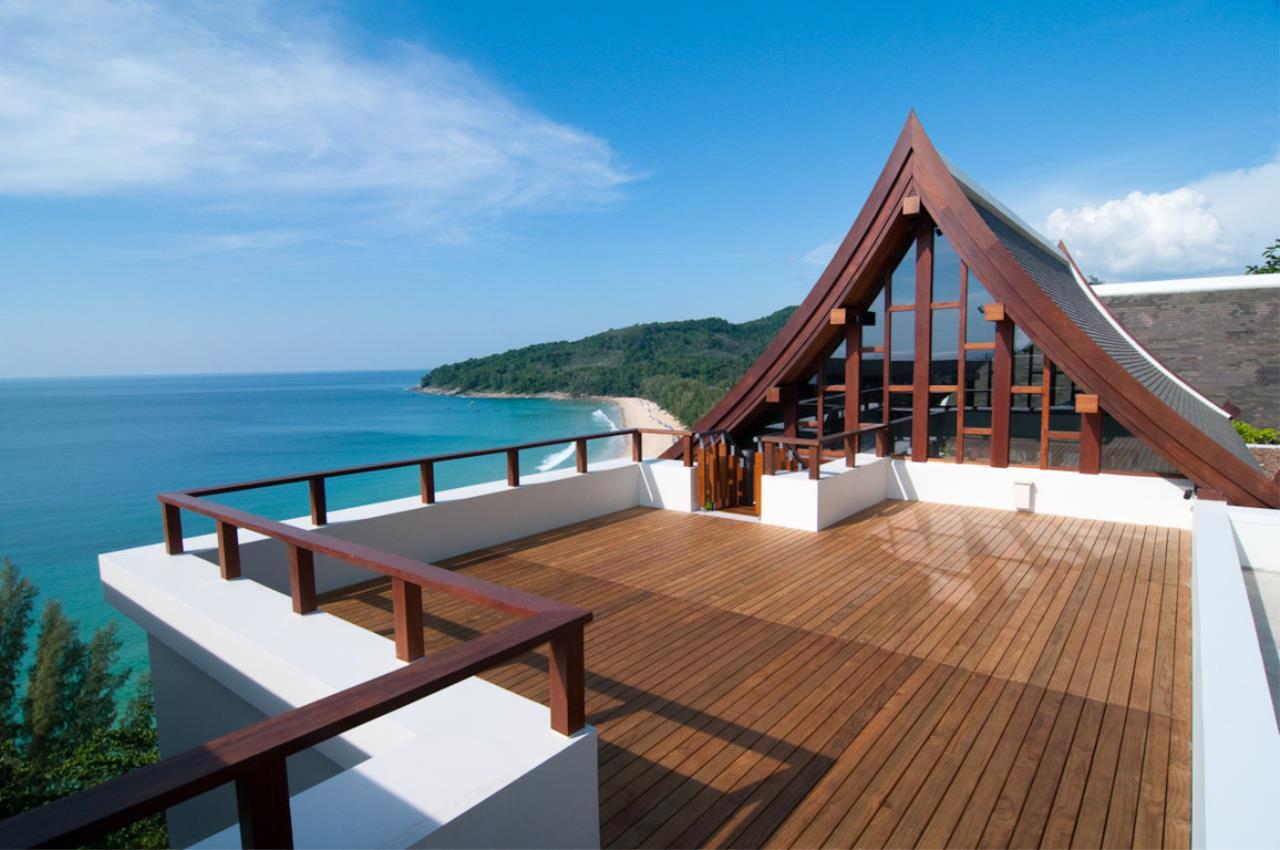 REAL Phuket  Agency's Malaiwana - Luxury Estate Villa overlooking Naithon Beach 29