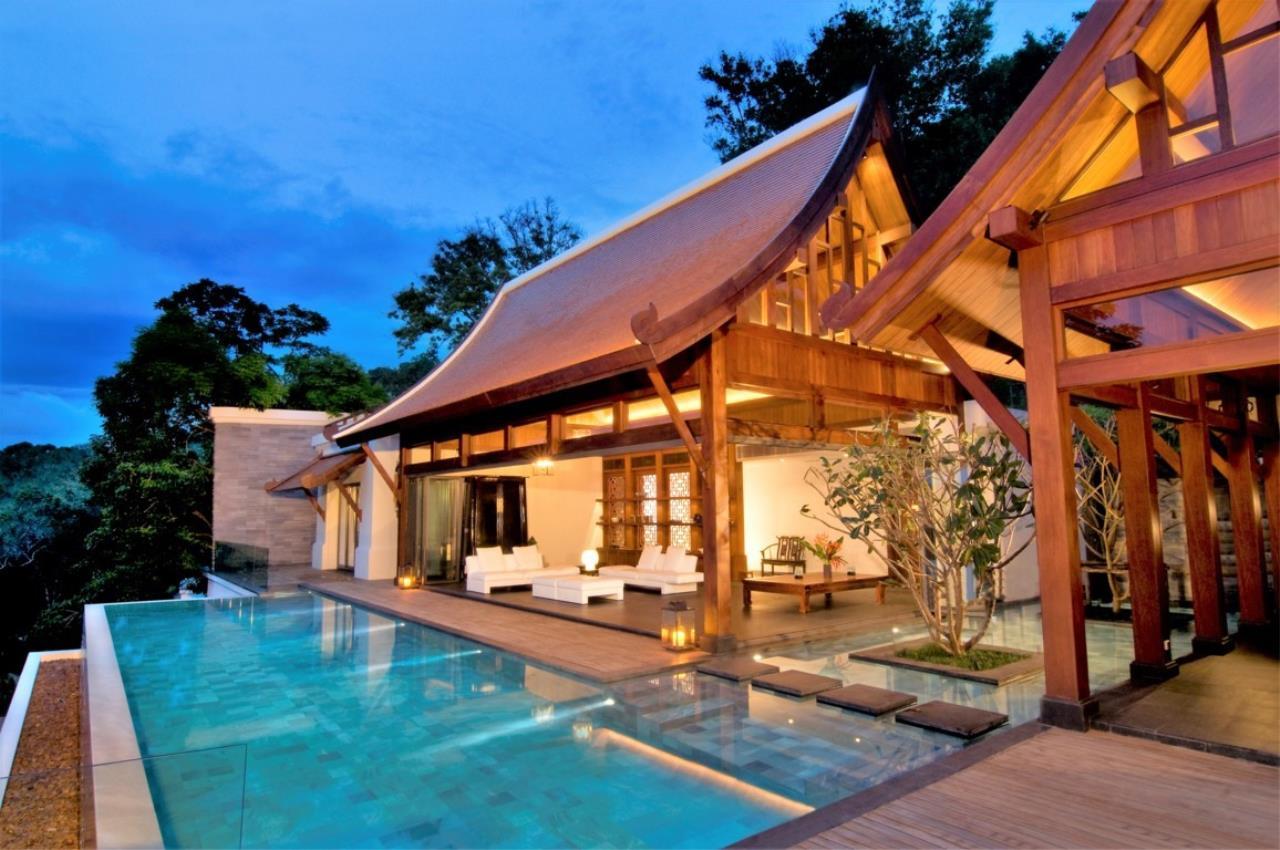REAL Phuket  Agency's Malaiwana - Luxury Estate Villa overlooking Naithon Beach 31