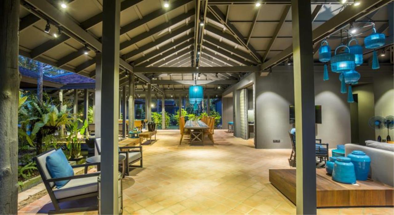 REAL Phuket  Agency's X2 Oasis - 7-Bedroom Luxury Pool Villa near Bang Tao Beach 2