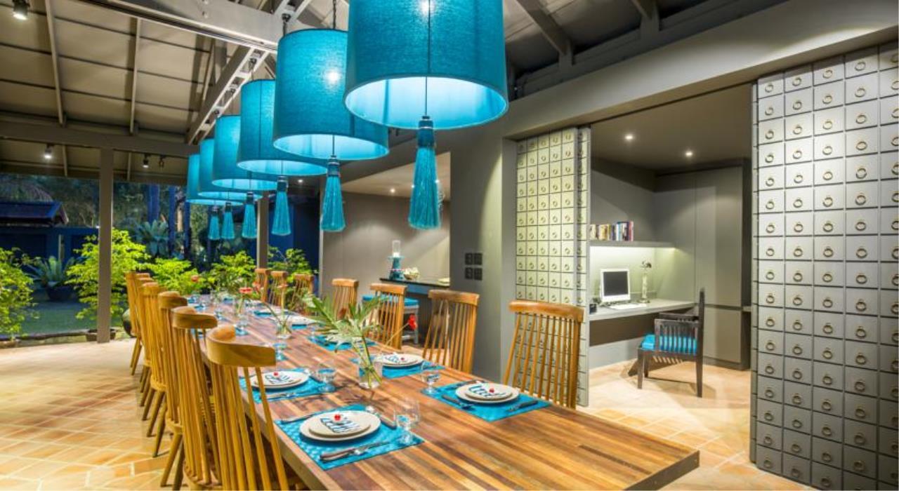 REAL Phuket  Agency's X2 Oasis - 7-Bedroom Luxury Pool Villa near Bang Tao Beach 18