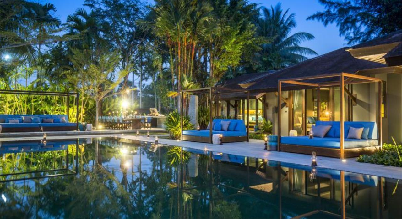 REAL Phuket  Agency's X2 Oasis - 7-Bedroom Luxury Pool Villa near Bang Tao Beach 1