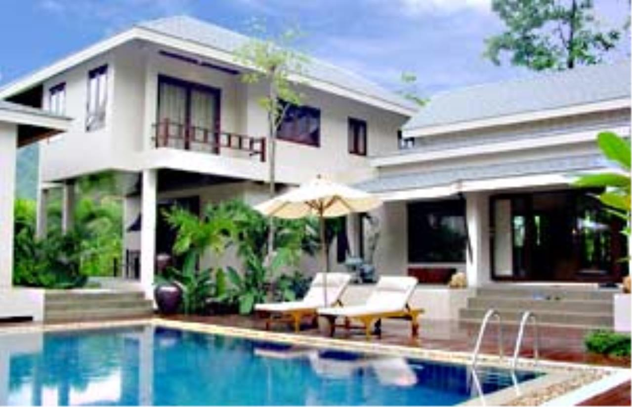 REAL Phuket  Agency's Tewana Green - Large 4-Bedroom Pool Villa in Rawai 1