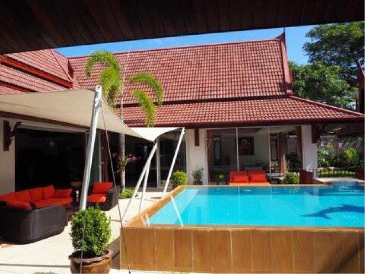 REAL Phuket  Agency's Loch Palm - Tropical 4 Bedroom Pool Villa in Wonderful Residence of Kathu 2