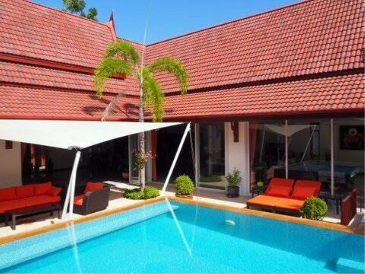 REAL Phuket  Agency's Loch Palm - Tropical 4 Bedroom Pool Villa in Wonderful Residence of Kathu 1