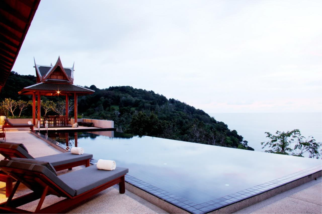 REAL Phuket  Agency's Ayara Kamala - 5-Bedroom Oceanfront Pool Villa 2